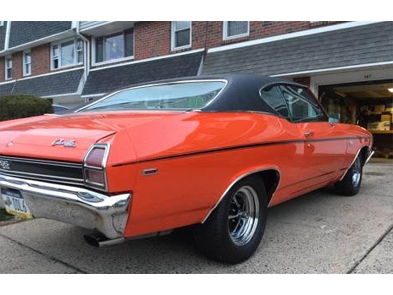 Large Picture of '69 Chevelle SS - KN9B