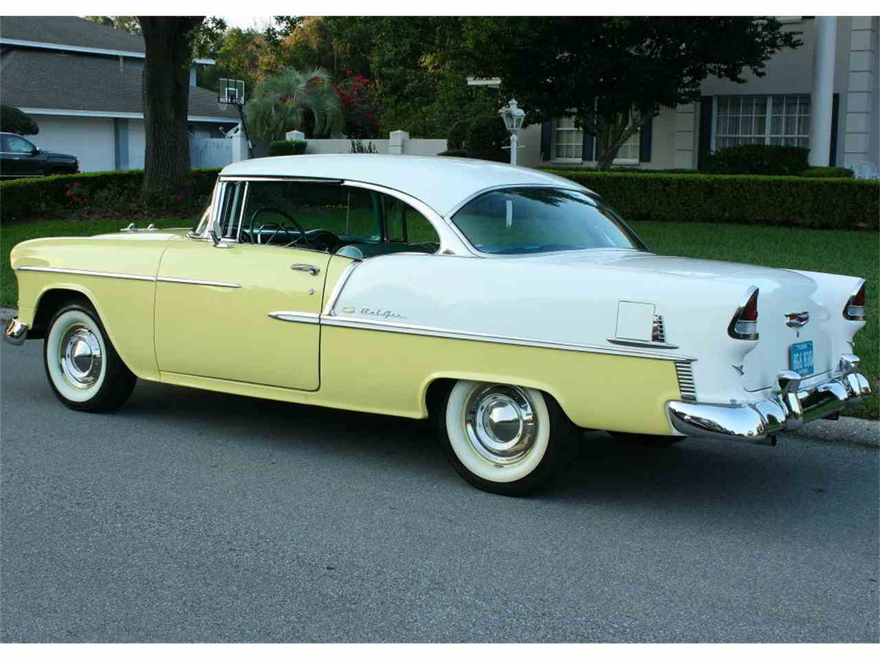 Large Picture of '55 Bel Air - KN9L