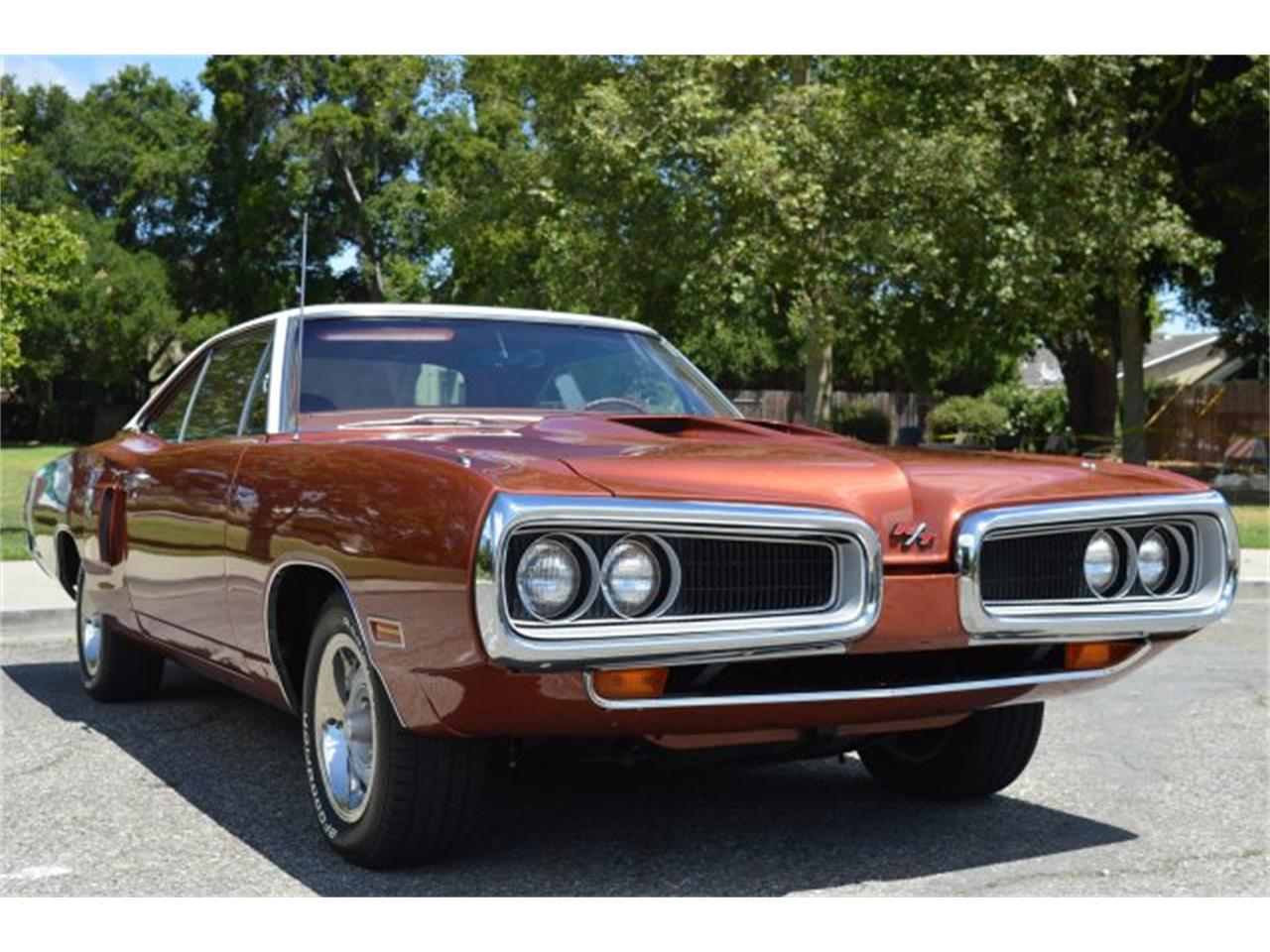 Large Picture of '70 Dodge Coronet located in California Offered by American Motors Customs and Classics - KNAA