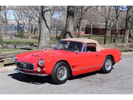 Picture of 1962 Maserati 3500 located in New York - KNAO