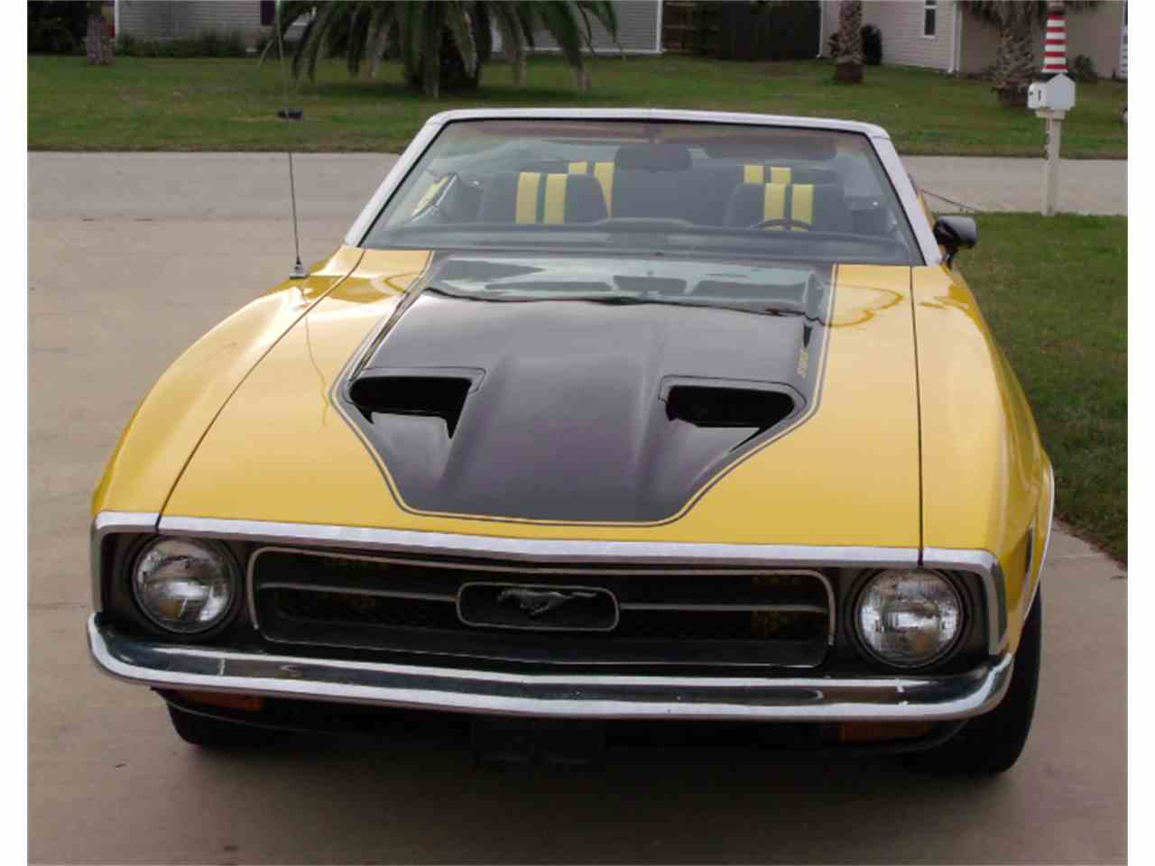Large Picture of '72 Mustang - KNBP