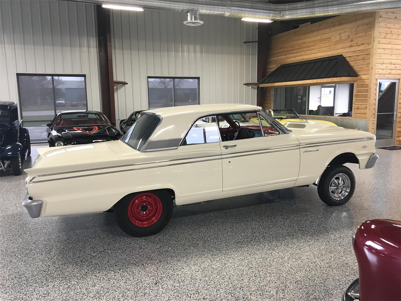Large Picture of '63 Fairlane 500 - KNBV