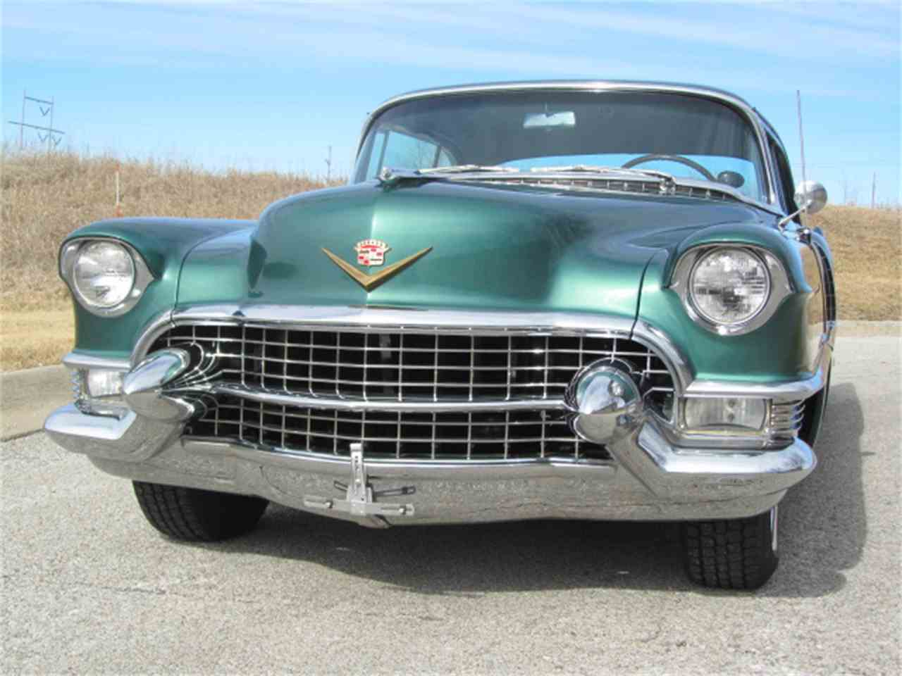 1955 Cadillac Series 62 Coupe DeVille for Sale | ClassicCars.com ...