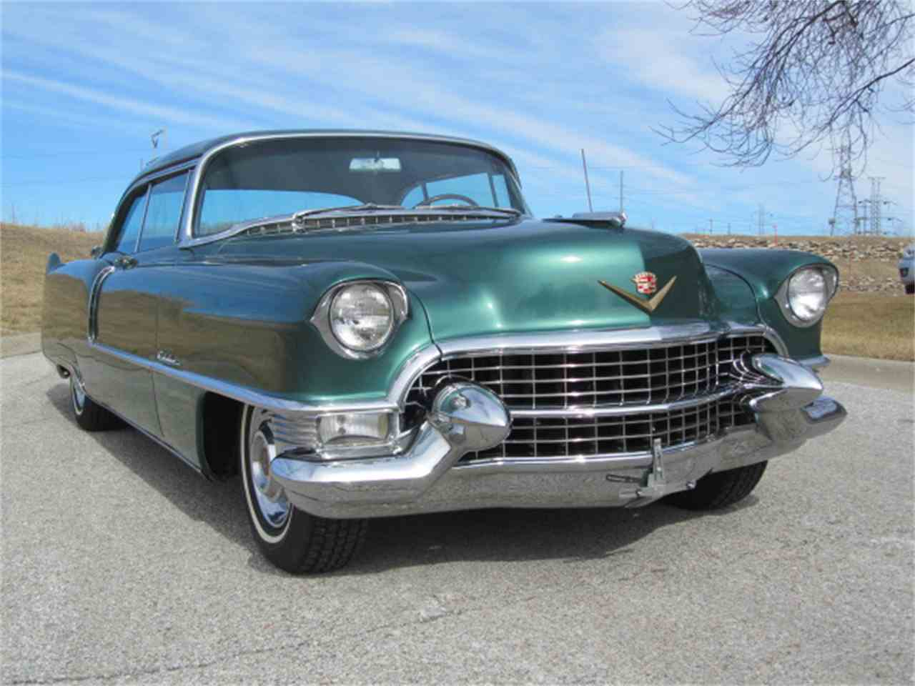 Large Picture of '55 Series 62 Coupe DeVille located in Omaha Nebraska Offered by Classic Auto Sales - KNC6