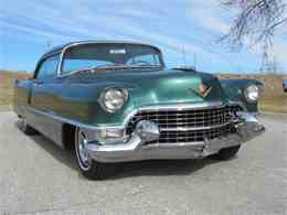 Picture of Classic 1955 Cadillac Series 62 Coupe DeVille located in Omaha Nebraska Offered by Classic Auto Sales - KNC6