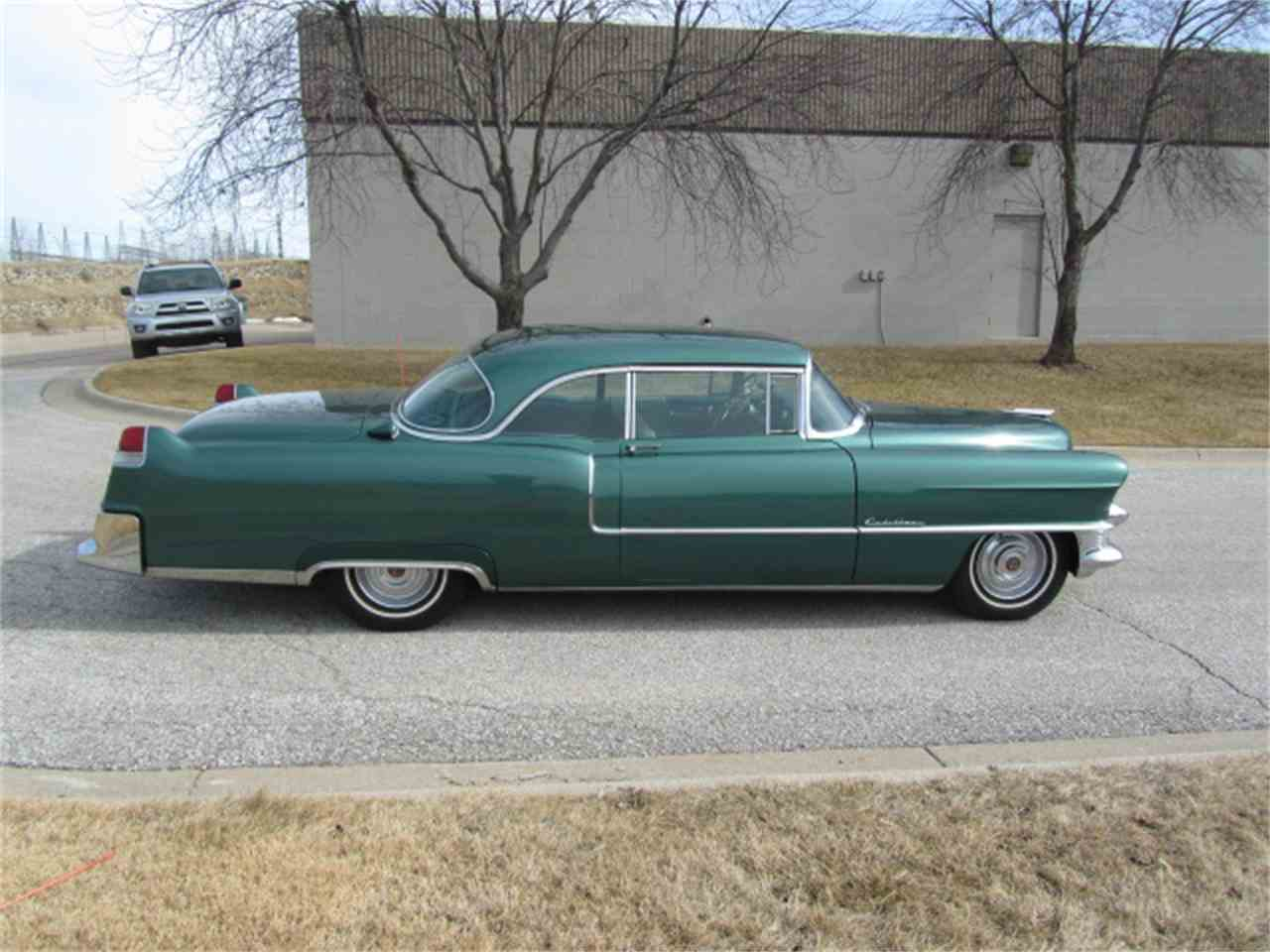 Large Picture of 1955 Series 62 Coupe DeVille located in Omaha Nebraska - KNC6