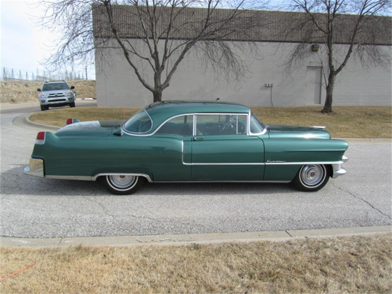 Large Picture of '55 Series 62 Coupe DeVille - KNC6