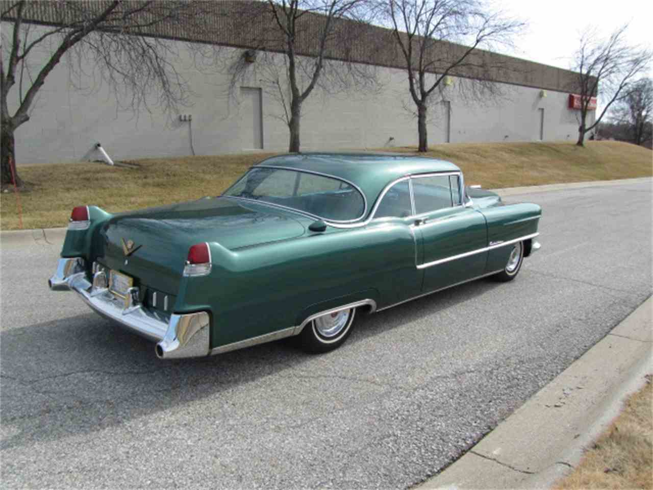Large Picture of Classic 1955 Cadillac Series 62 Coupe DeVille Offered by Classic Auto Sales - KNC6