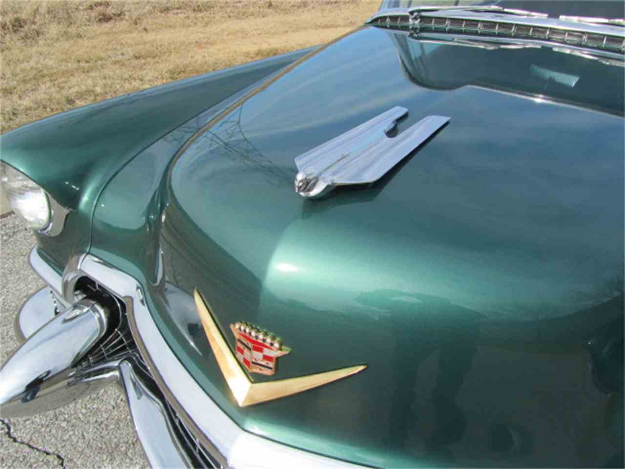 Large Picture of Classic 1955 Series 62 Coupe DeVille located in Omaha Nebraska Offered by Classic Auto Sales - KNC6