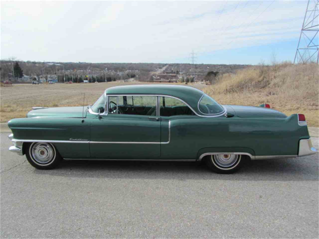 Large Picture of '55 Cadillac Series 62 Coupe DeVille Offered by Classic Auto Sales - KNC6