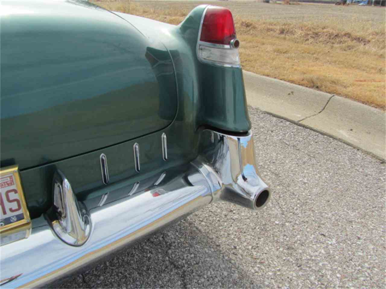 Large Picture of 1955 Cadillac Series 62 Coupe DeVille Offered by Classic Auto Sales - KNC6