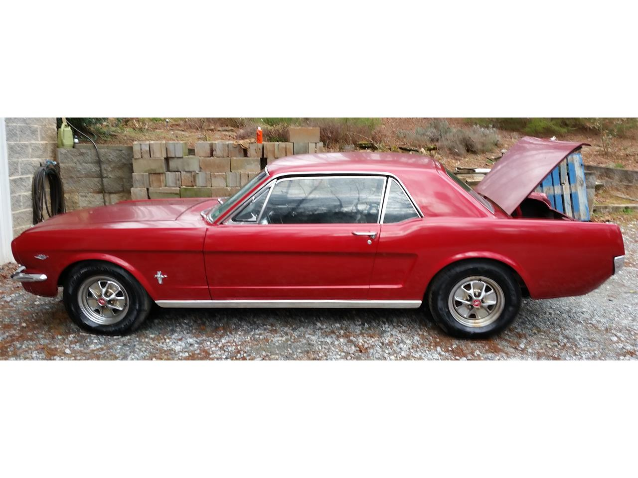 Large Picture of Classic '64 Ford Mustang - $9,500.00 - KNCG
