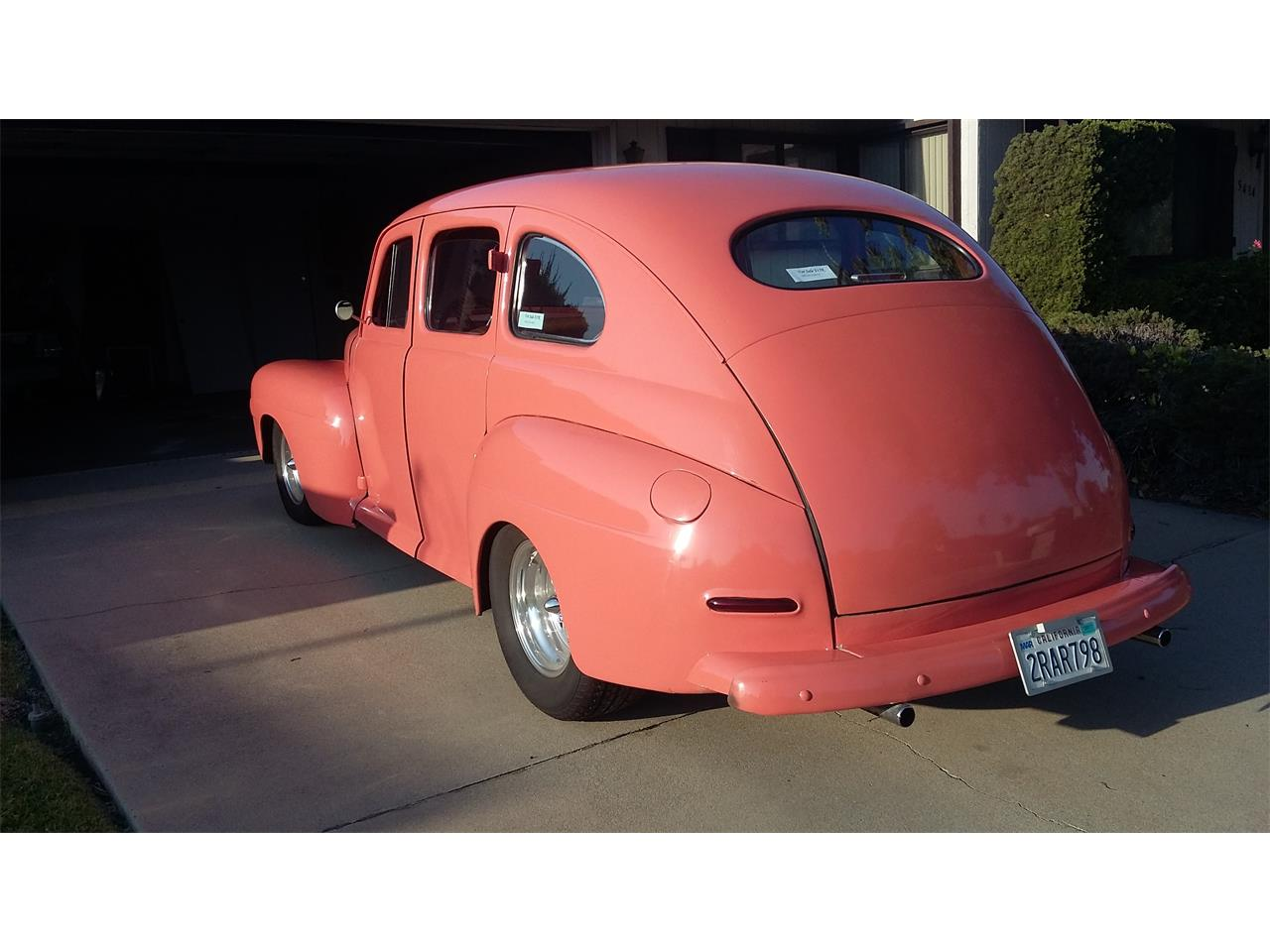 Large Picture of Classic '48 Ford Street Rod - $13,500.00 Offered by a Private Seller - KNCU