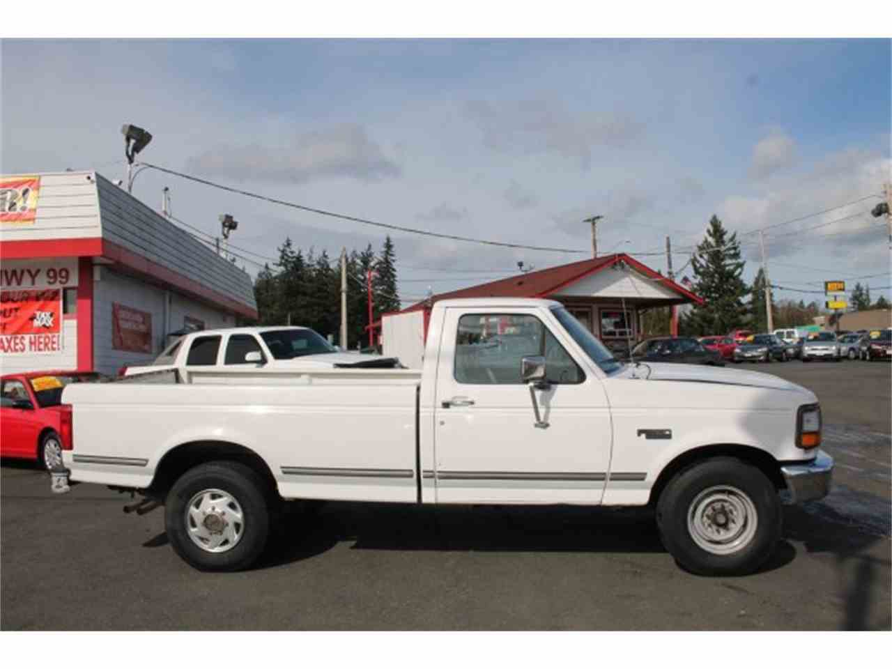 Large Picture of '97 F250 - KND7