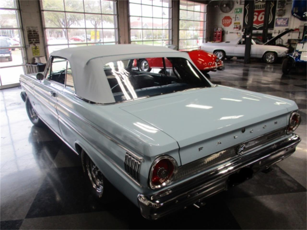 Large Picture of '64 Falcon - KNG5