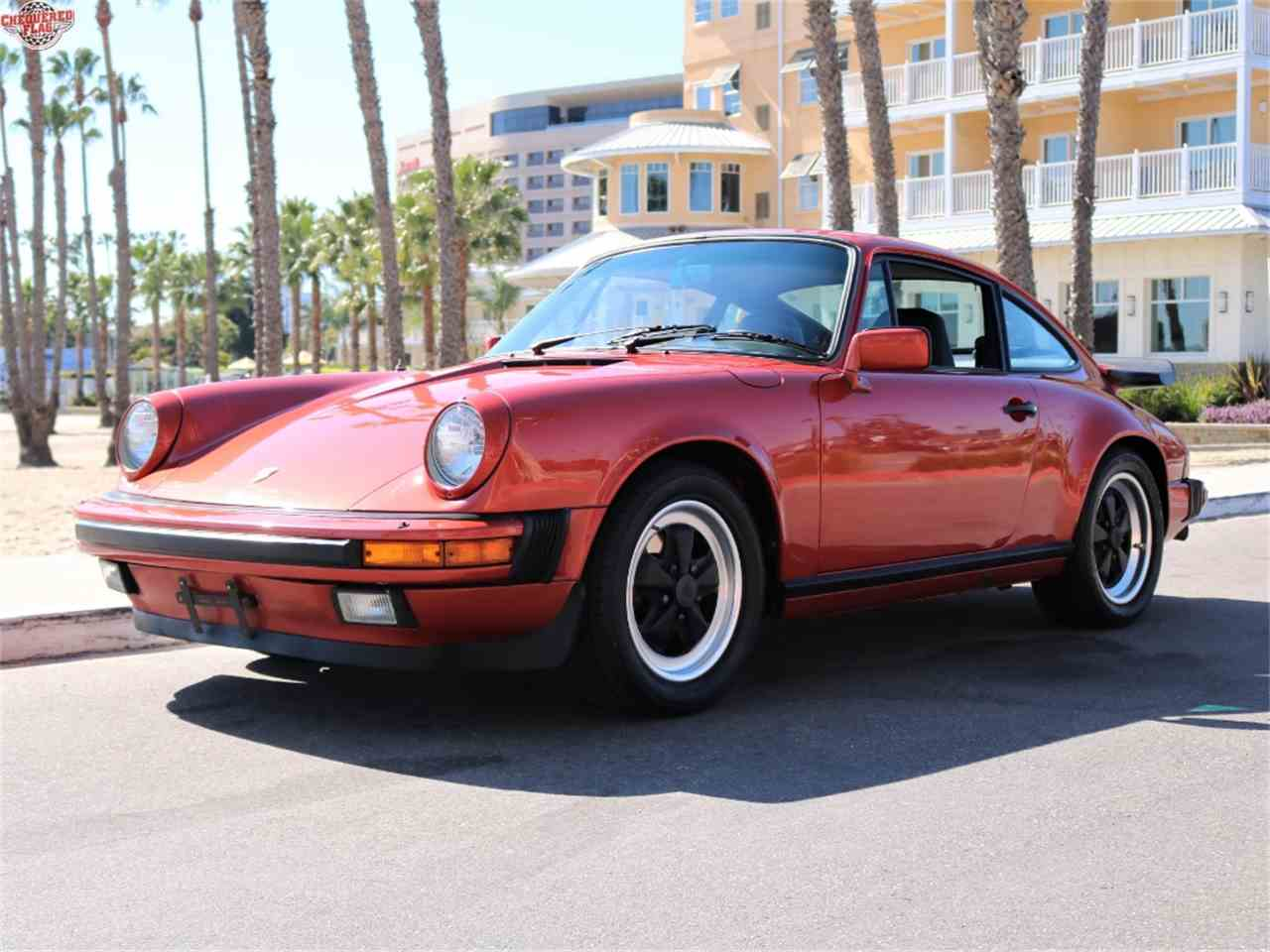 1984 porsche 911 for sale classiccars cc 963525 large picture of 84 911 kngl sciox Image collections