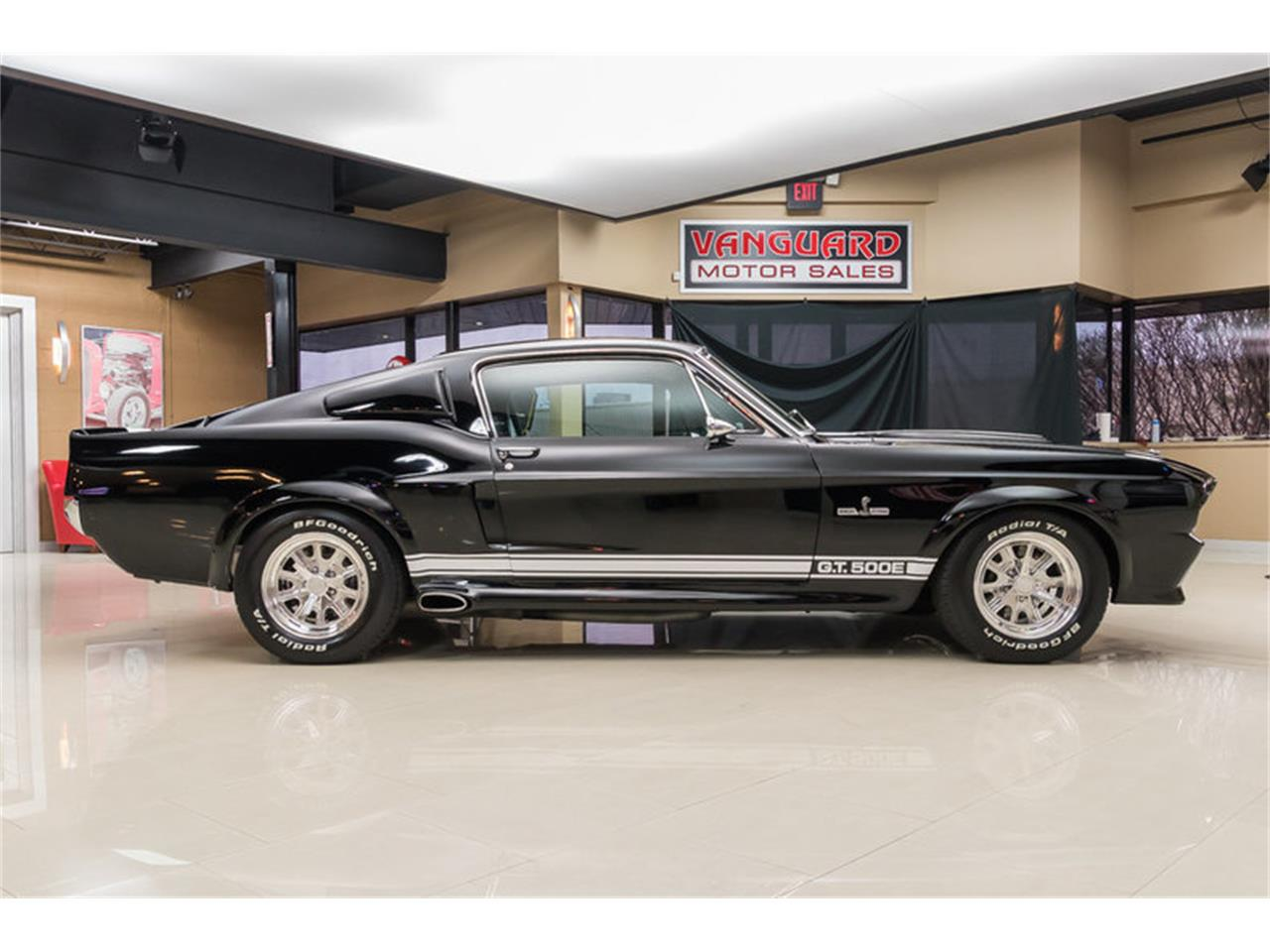1968 Ford Mustang Fastback Black Eleanor for Sale ...1968 Mustang Coupe Black