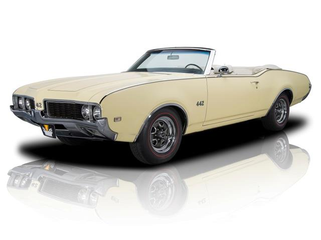 Picture of '69 Cutlass - KNGV