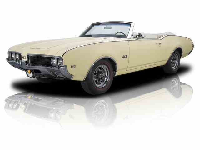 Picture of '69 Oldsmobile Cutlass located in North Carolina Offered by  - KNGV
