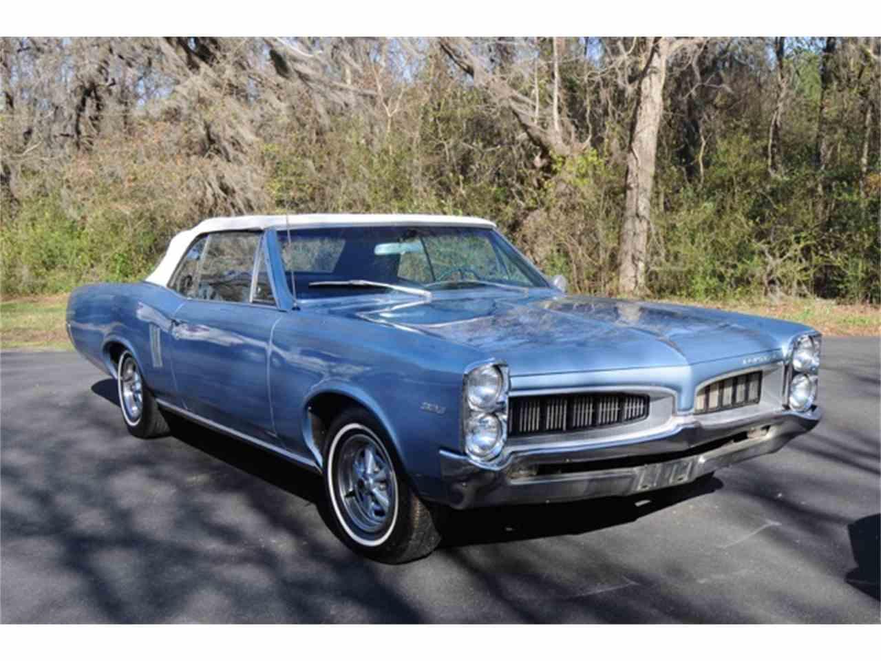 1967 Pontiac LeMans for Sale | ClassicCars.com | CC-963556
