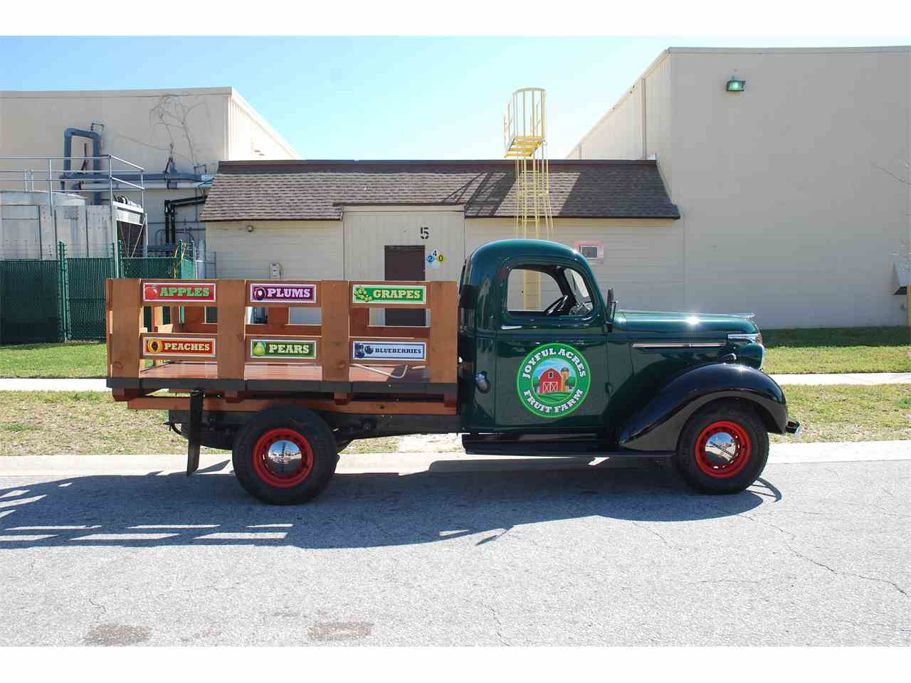 1940 Chevy Stake Truck for Sale | ClassicCars.com | CC-963571