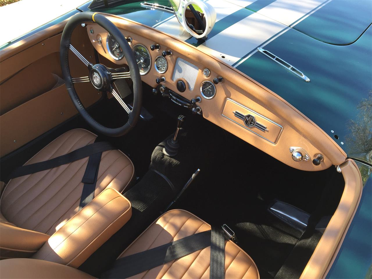 Large Picture of Classic '57 MG MGA located in California - KNI3