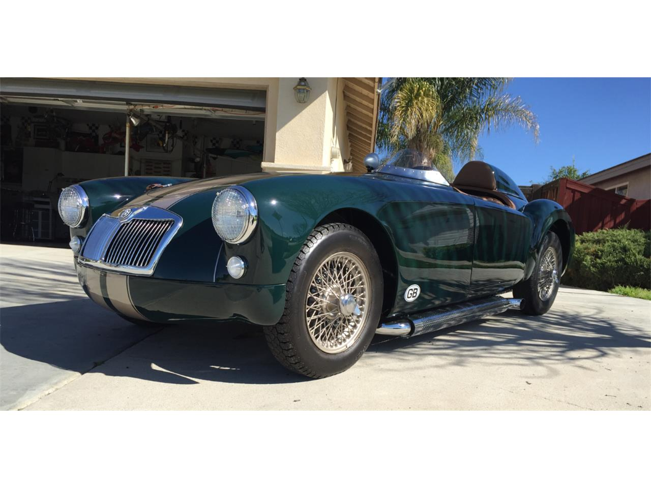 Large Picture of 1957 MG MGA located in Hemet California - $35,000.00 - KNI3
