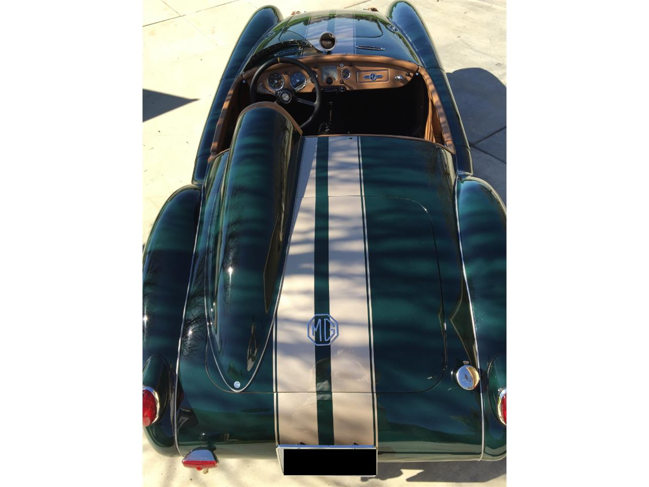 Large Picture of Classic 1957 MG MGA - $35,000.00 Offered by a Private Seller - KNI3