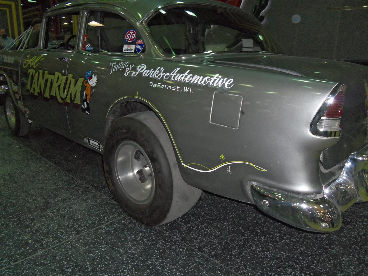 Large Picture of 1955 Chevrolet Belair Gasser - $32,995.00 Offered by Top Notch Pre-Owned Vehicles - KNID