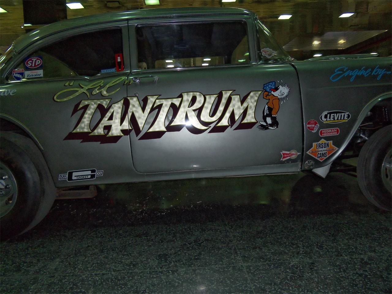 Large Picture of Classic 1955 Chevrolet Belair Gasser located in Wisconsin - $32,995.00 - KNID