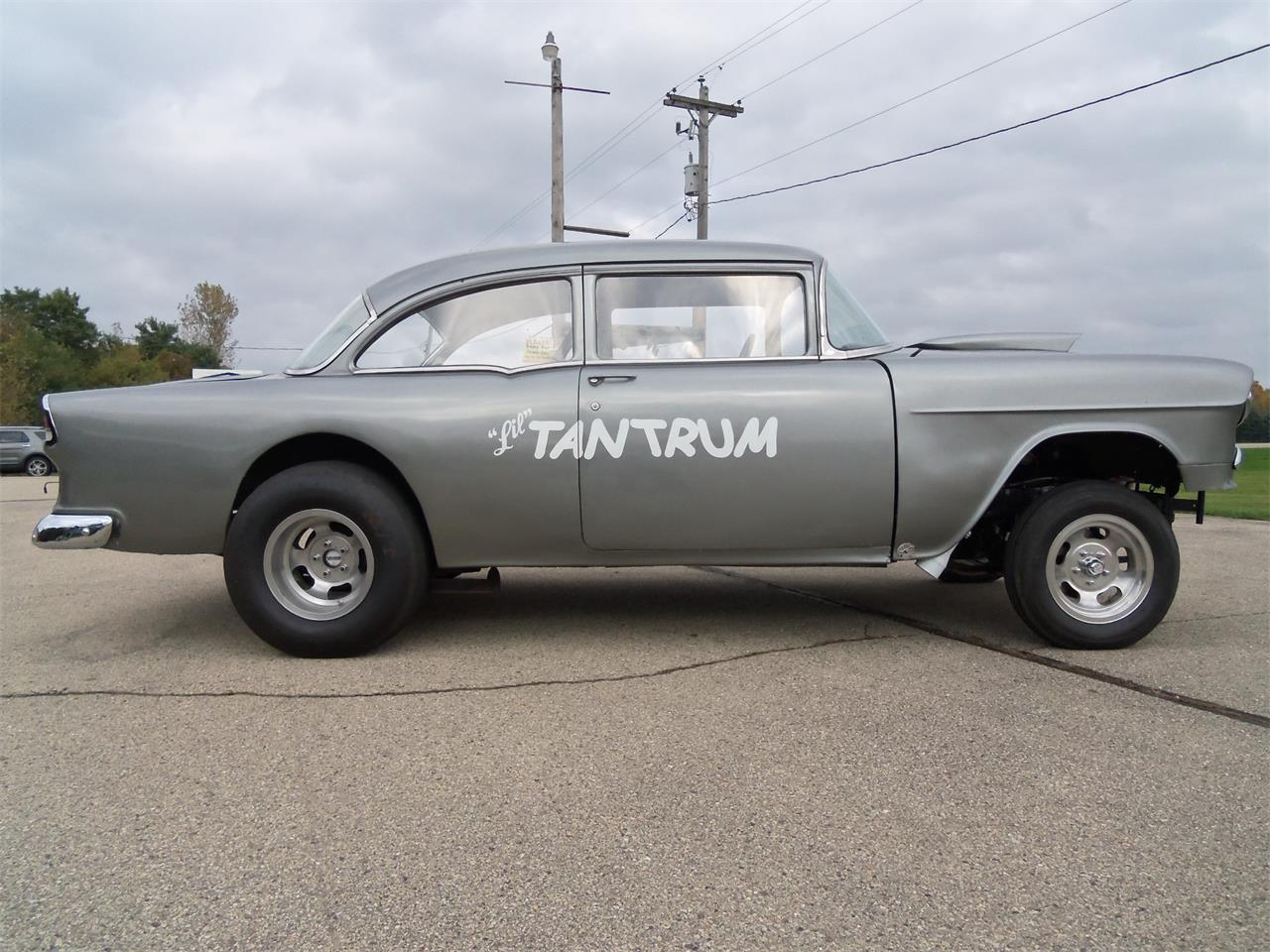 Large Picture of '55 Chevrolet Belair Gasser located in Wisconsin - $32,995.00 - KNID