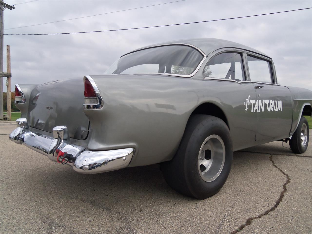 Large Picture of '55 Chevrolet Belair Gasser Offered by Top Notch Pre-Owned Vehicles - KNID