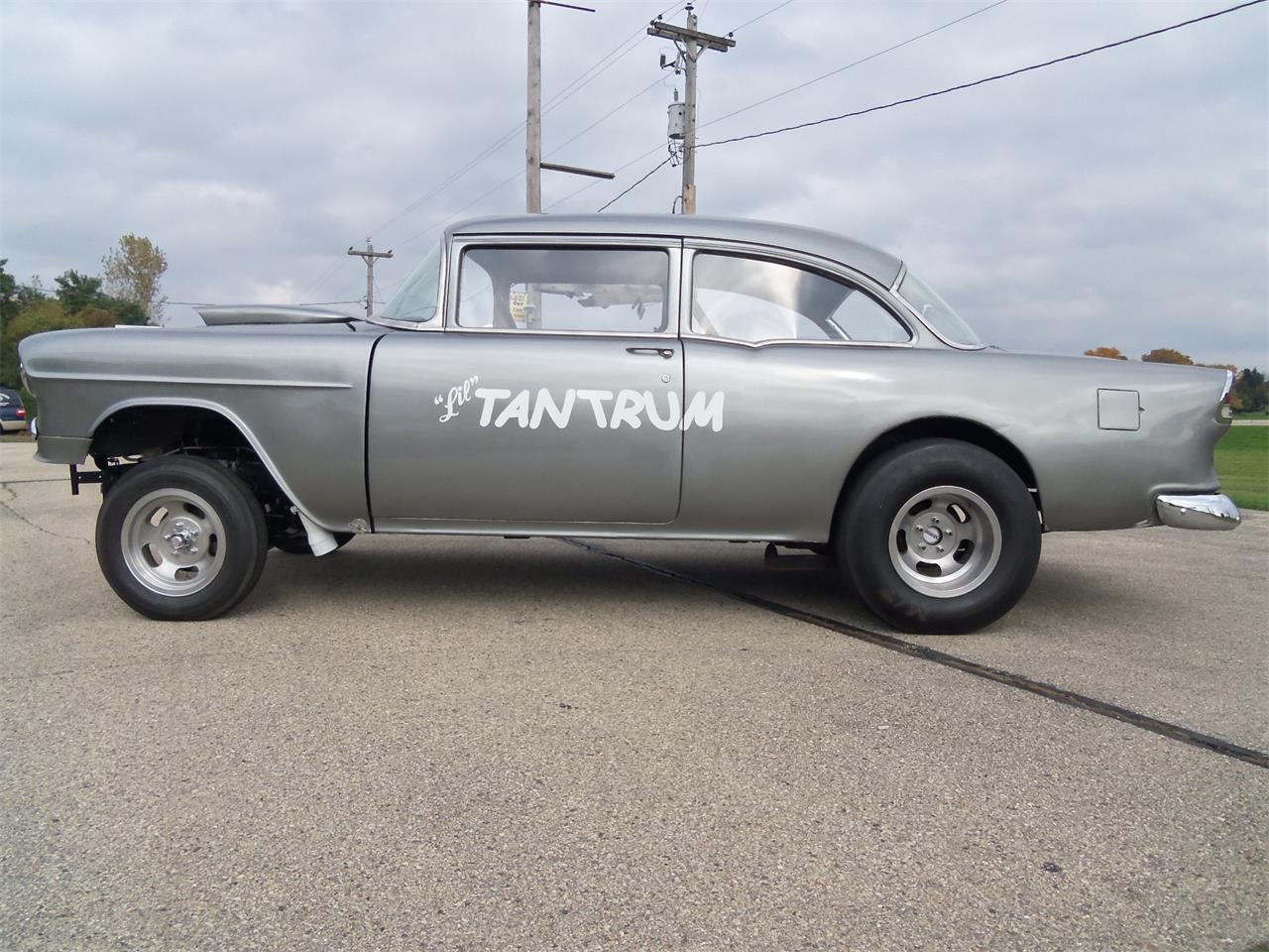 Large Picture of Classic 1955 Belair Gasser - $32,995.00 - KNID
