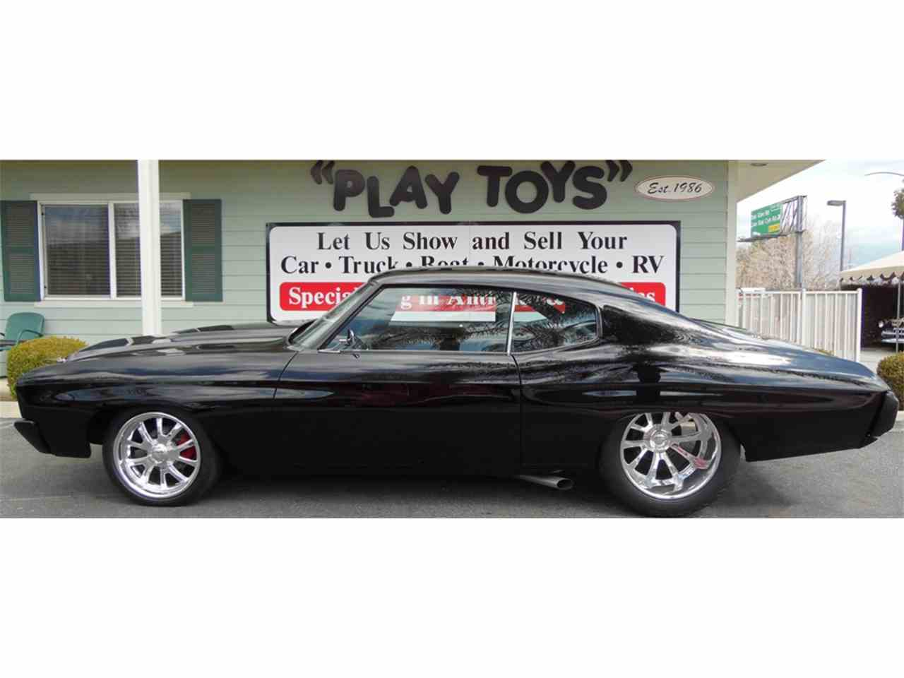 Large Picture of '70 Chevelle - KNIG