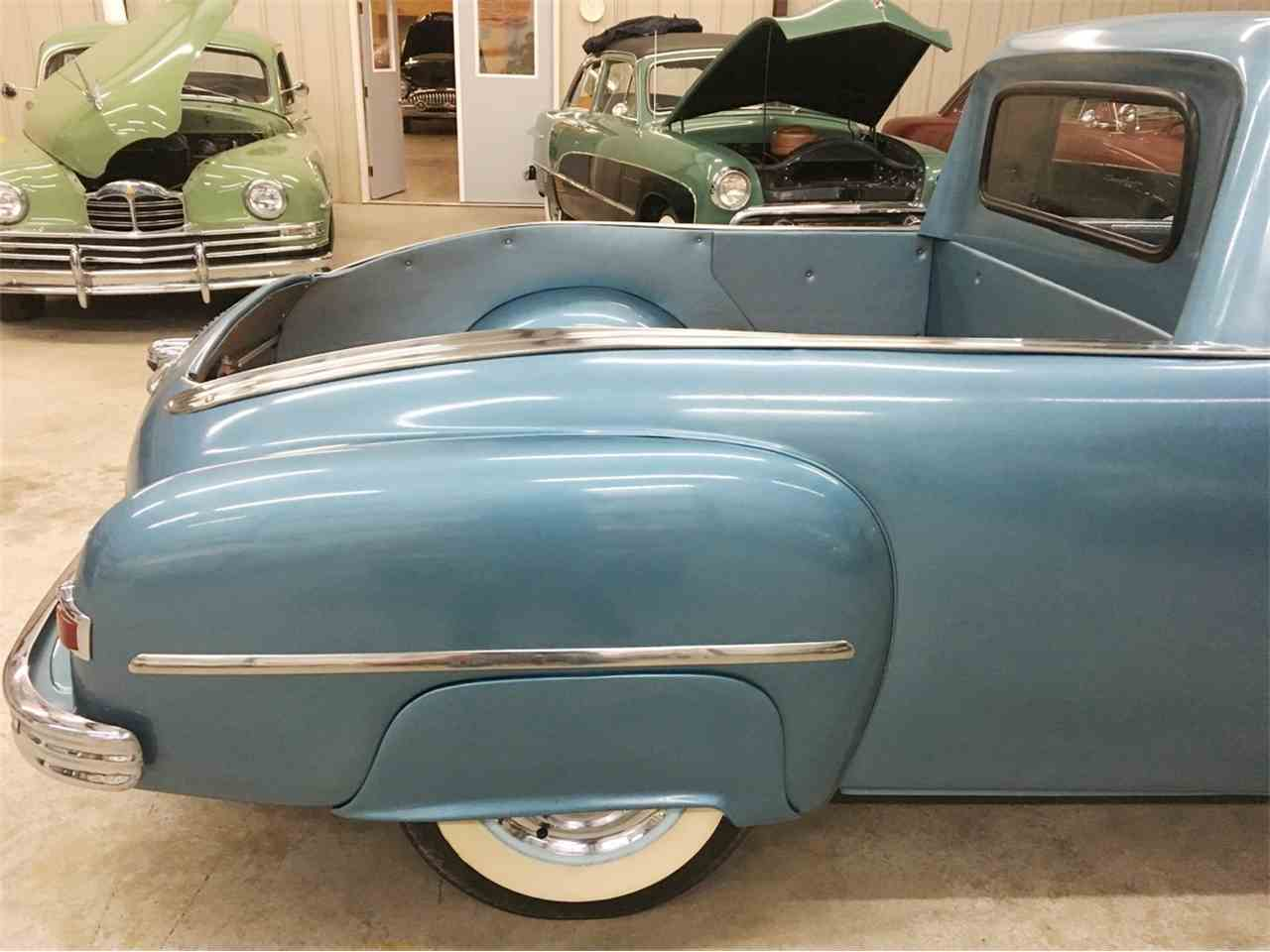 1950 Plymouth Flower Car For Sale