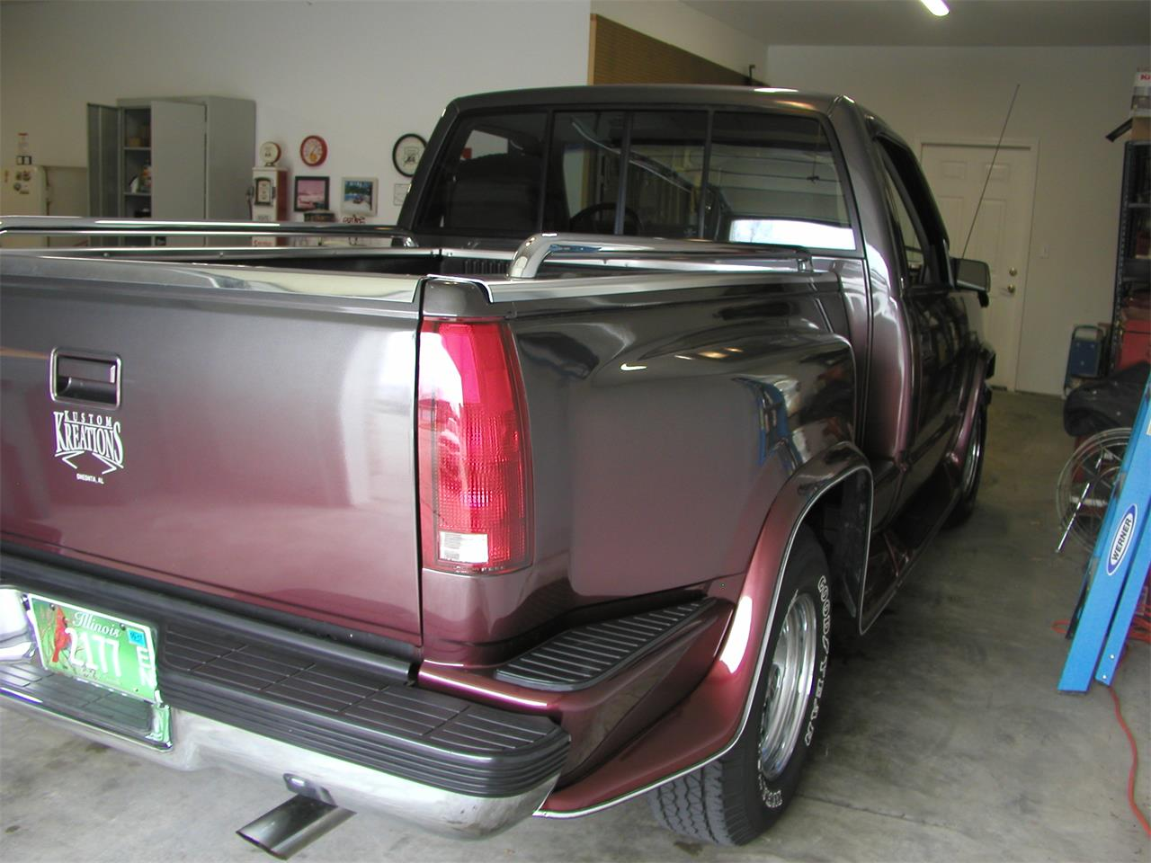 Large Picture of '92 Chevrolet Pickup - KNIK