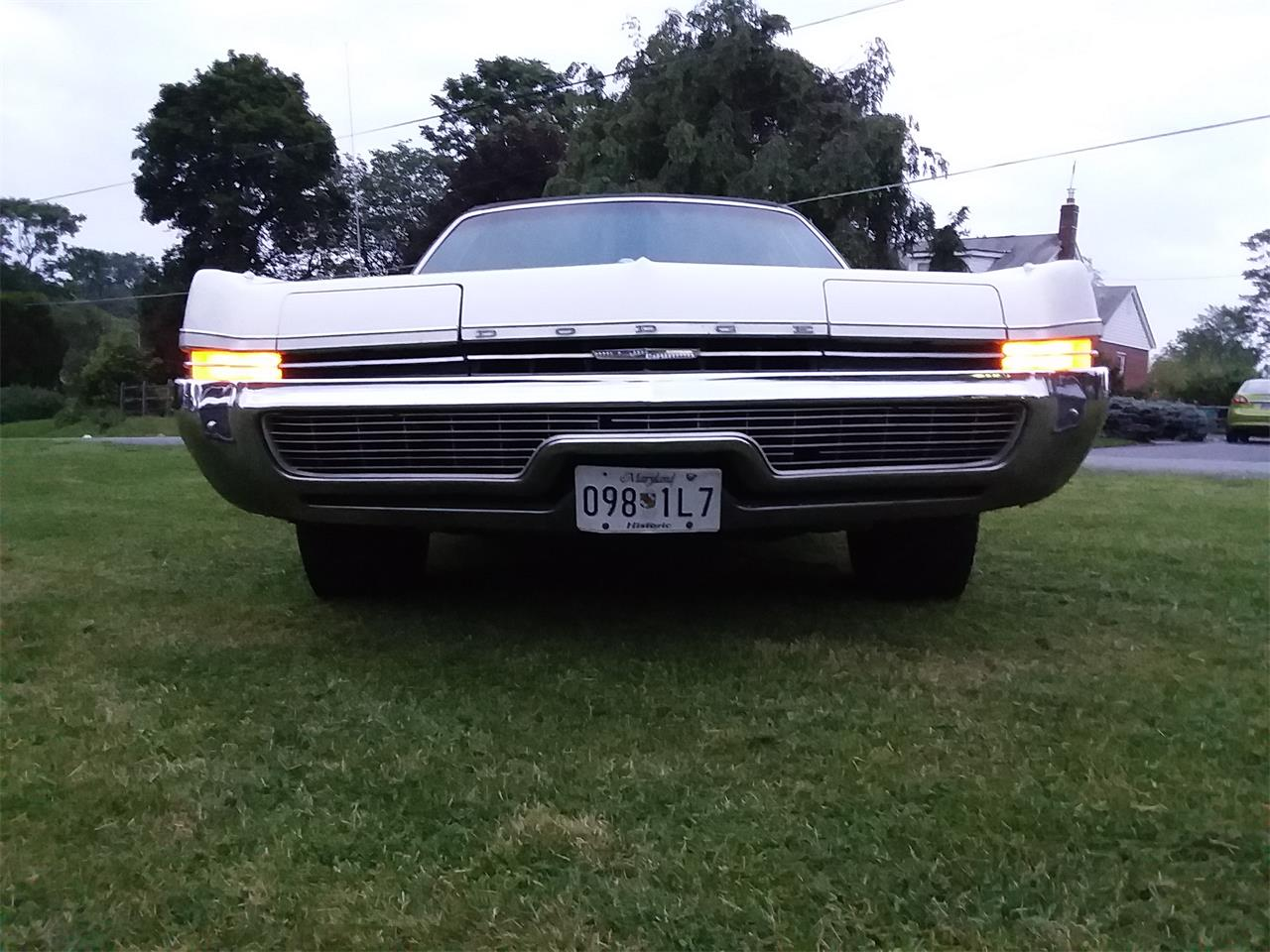 Dodge Dealers In Maryland >> 1972 Dodge Monaco for Sale | ClassicCars.com | CC-963607