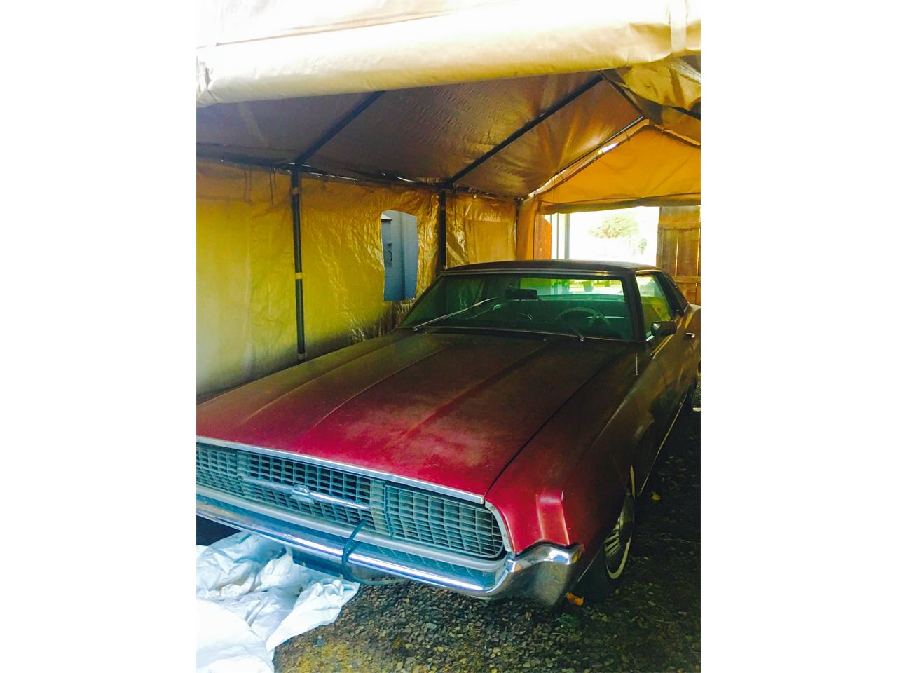 Large Picture of '67 Thunderbird - KNIW