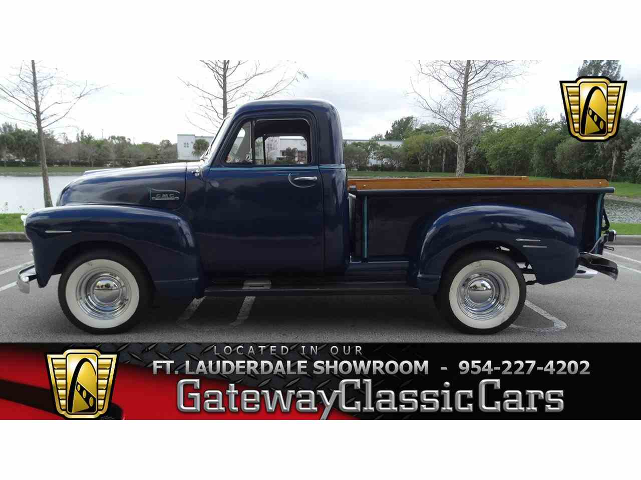 1952 GMC Pickup for Sale | ClassicCars.com | CC-963623