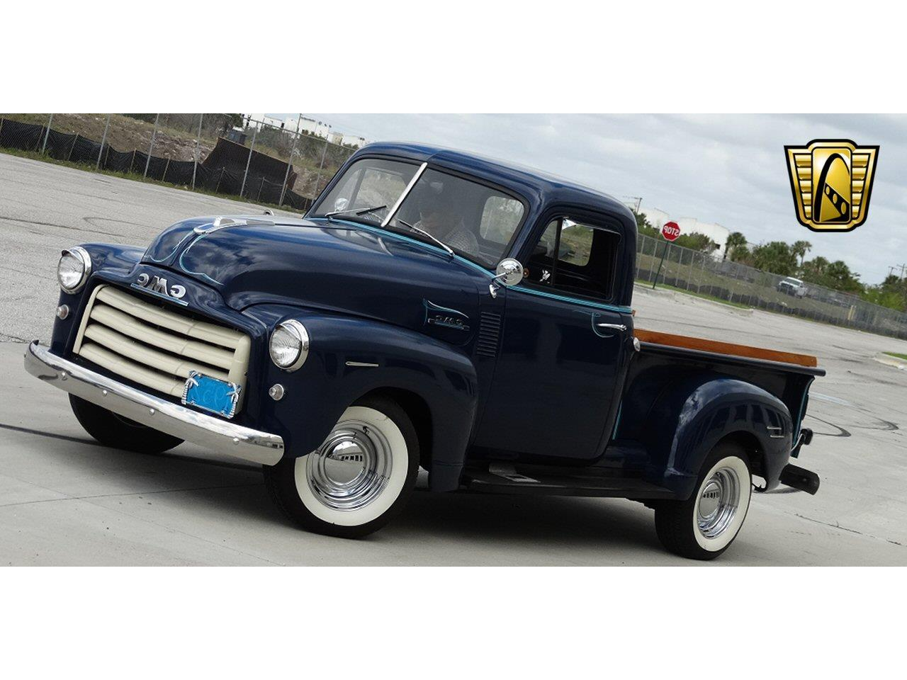 Large Picture of '52 Pickup located in Coral Springs Florida Offered by Gateway Classic Cars - Fort Lauderdale - KNJB