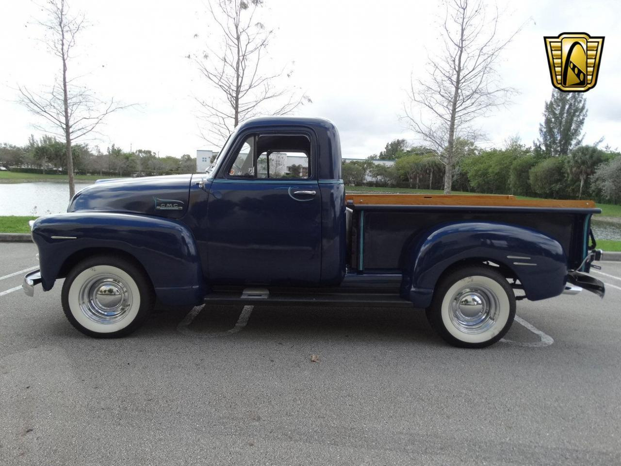 Large Picture of 1952 GMC Pickup - $30,595.00 Offered by Gateway Classic Cars - Fort Lauderdale - KNJB