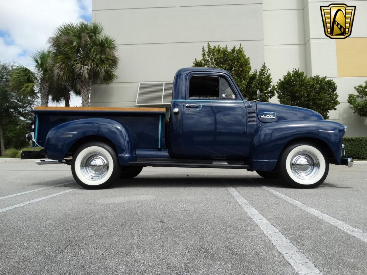 Large Picture of Classic '52 GMC Pickup located in Coral Springs Florida - KNJB