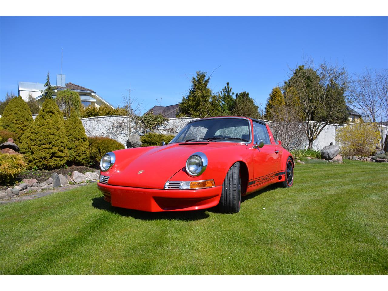 Large Picture of 1972 911T located in Lithuania - KNJC