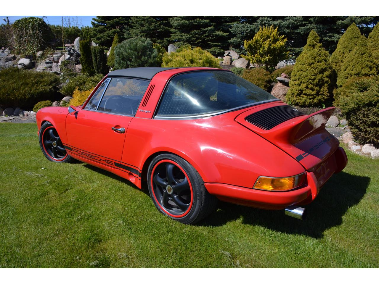 Large Picture of '72 911T - $73,000.00 - KNJC