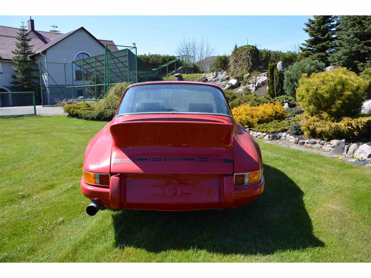 Large Picture of '72 911T - KNJC