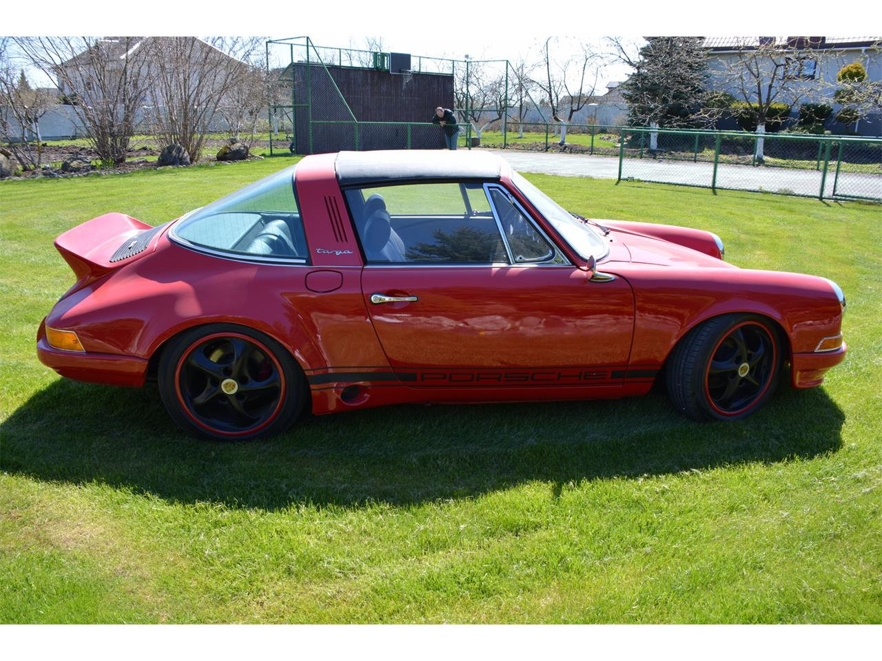 Large Picture of '72 Porsche 911T - $73,000.00 Offered by a Private Seller - KNJC