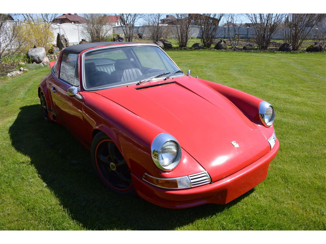 Large Picture of Classic '72 911T - KNJC