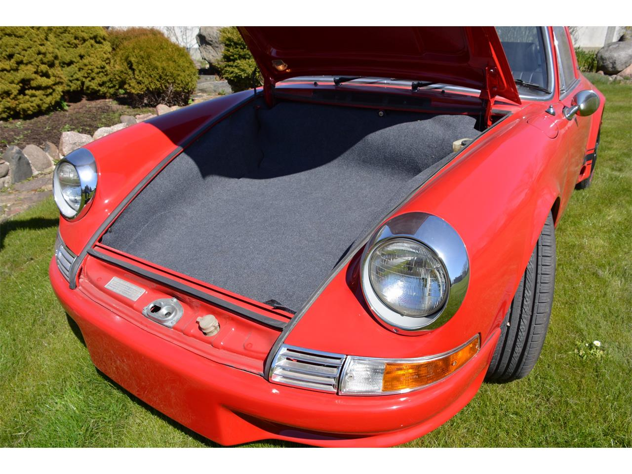 Large Picture of '72 Porsche 911T located in Lithuania Offered by a Private Seller - KNJC