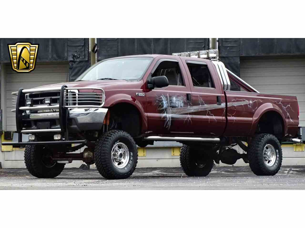 Large Picture of '99 F350 - KNJE