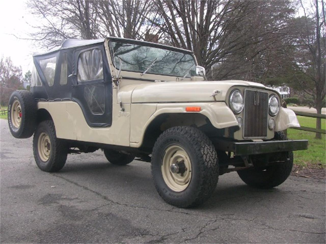 Large Picture of '73 CJ6 - KNK4